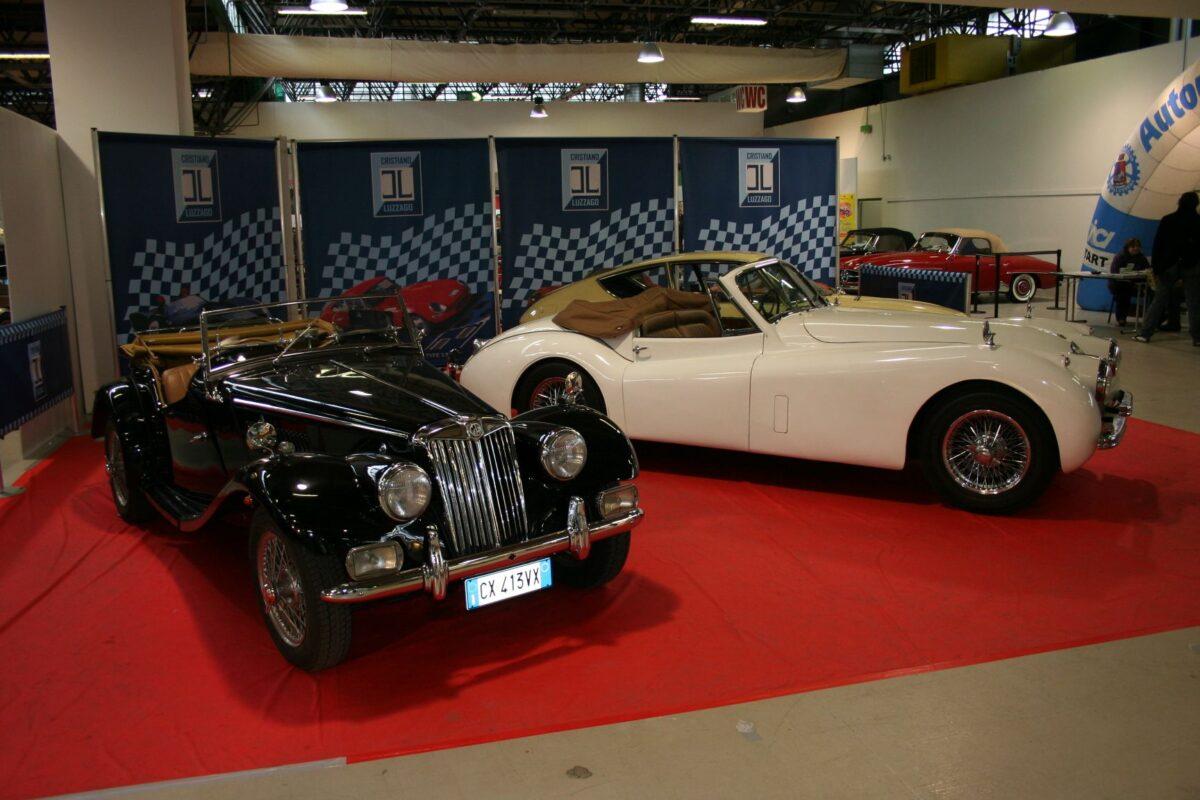 FIERA DI FORLI' 2011 | Cristiano Luzzago consulente auto classiche