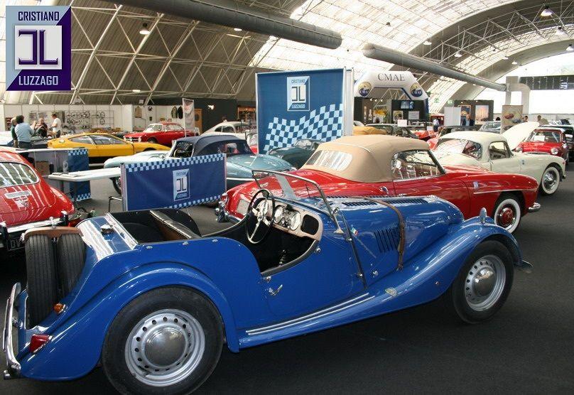 FIERA DI NOVEGRO 2011 | Cristiano Luzzago consulente auto classiche