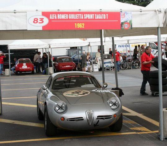 MONZA COPPA INTEREUROPA JUNE 2012 | Cristiano Luzzago consulente auto classiche