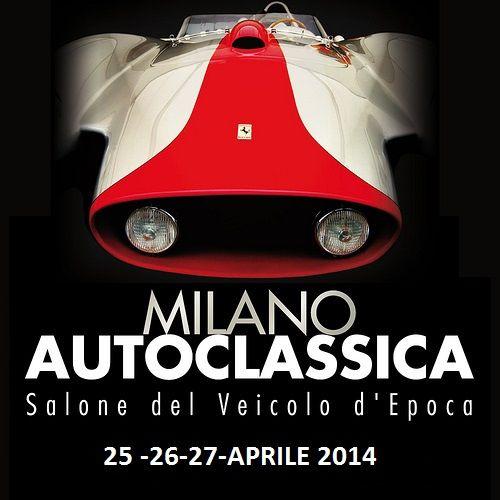 MILANO AUTOCLASSICA 2014 | Cristiano Luzzago consulente auto classiche