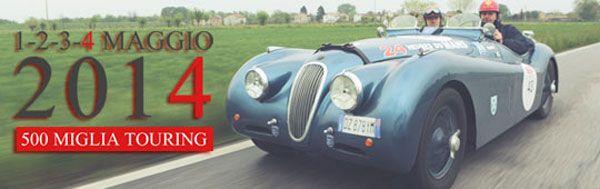 500 MIGLIA 2014 | Cristiano Luzzago consulente auto classiche