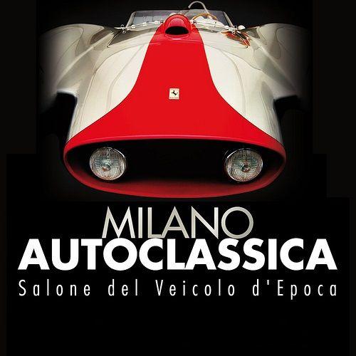 MILANO AUTOCLASSICA 2016 | Cristiano Luzzago consulente auto classiche