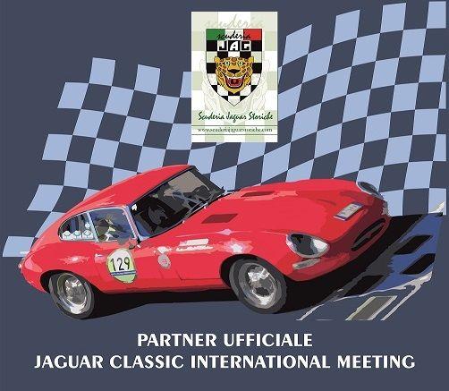 JAGUAR CLASSIC INTERNATIONAL MEETING | Cristiano Luzzago consulente auto classiche