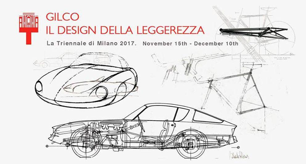 GILCO, DESIGNING LIGHTNESS | Cristiano Luzzago consulente auto classiche image 2