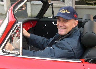 Profilo | Cristiano Luzzago consulente auto classiche