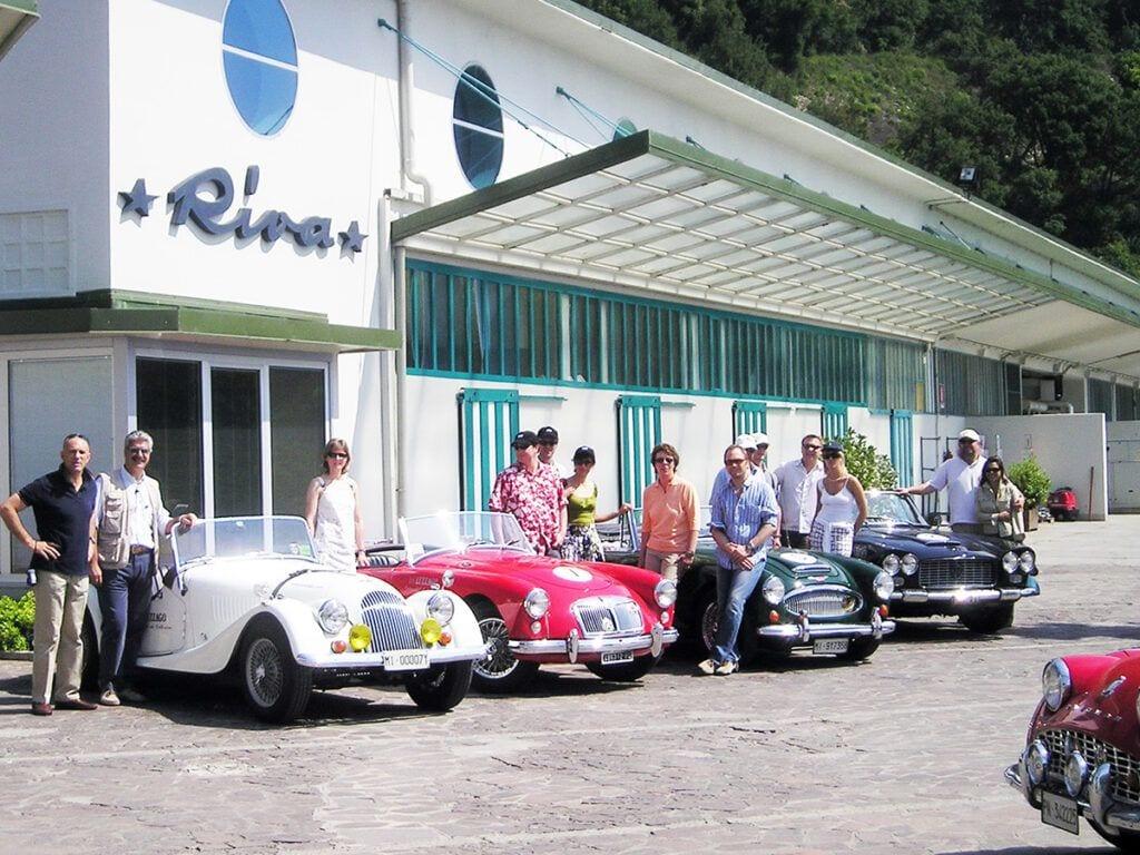 Noleggio | Cristiano Luzzago consulente auto classiche image 1