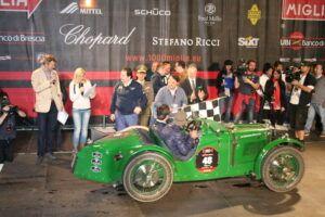 MILLE MIGLIA 2012   Cristiano Luzzago consulente auto classiche image 147