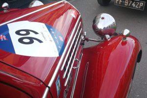 1000MIGLIA 2018 - 1935 FIAT 508 CS BERLINETTA AERODINAMICA CRISTIANO LUZZAGO n. 99 | Cristiano Luzzago consulente auto classiche image 16