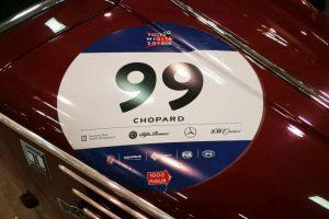1000MIGLIA 2018 - 1935 FIAT 508 CS BERLINETTA AERODINAMICA CRISTIANO LUZZAGO n. 99 | Cristiano Luzzago consulente auto classiche image 8