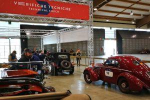 1000MIGLIA 2018 - 1935 FIAT 508 CS BERLINETTA AERODINAMICA CRISTIANO LUZZAGO n. 99   Cristiano Luzzago consulente auto classiche image 12