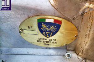 1948 ermini-gilco 1000 miglia www.cristianoluzzago.it brescia italy 32