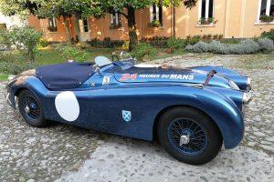 1952 jaguar xk 120 roadster www.cristianoluzzago 1