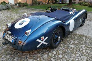 1952 jaguar xk 120 roadster www.cristianoluzzago 10