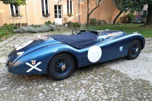 1952 jaguar xk 120 roadster www.cristianoluzzago 12