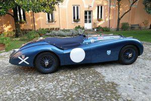 1952 jaguar xk 120 roadster www.cristianoluzzago 13