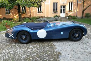 1952 jaguar xk 120 roadster www.cristianoluzzago 14