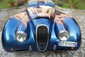 1952 jaguar xk 120 roadster www.cristianoluzzago 18