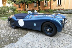1952 jaguar xk 120 roadster www.cristianoluzzago 2