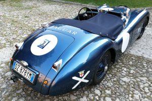 1952 jaguar xk 120 roadster www.cristianoluzzago 27
