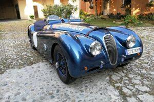 1952 jaguar xk 120 roadster www.cristianoluzzago 3