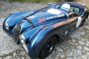 1952 jaguar xk 120 roadster www.cristianoluzzago 32