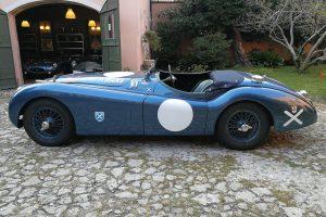 1952 jaguar xk 120 roadster www.cristianoluzzago 35