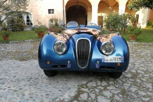 1952 jaguar xk 120 roadster www.cristianoluzzago 4