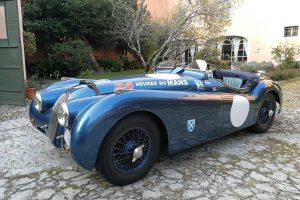 1952 jaguar xk 120 roadster www.cristianoluzzago 5