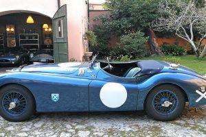 1952 jaguar xk 120 roadster www.cristianoluzzago 6