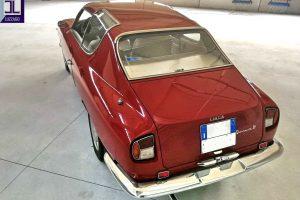1966 lancia flavia 1.8 zagato www.cristianoluzzago.it brescia italy 11