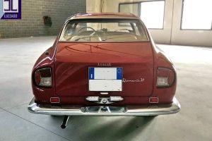1966 lancia flavia 1.8 zagato www.cristianoluzzago.it brescia italy 12