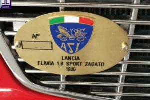 1966 lancia flavia 1.8 zagato www.cristianoluzzago.it brescia italy 24