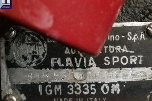 1966 lancia flavia 1.8 zagato www.cristianoluzzago.it brescia italy 40