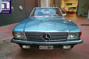 1972 mercedes benz 350 sl s1 www.cristianoluzzago.it brescia italy 1