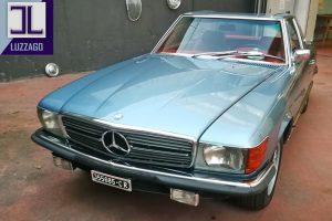 1972 mercedes benz 350 sl s1 www.cristianoluzzago.it brescia italy 3