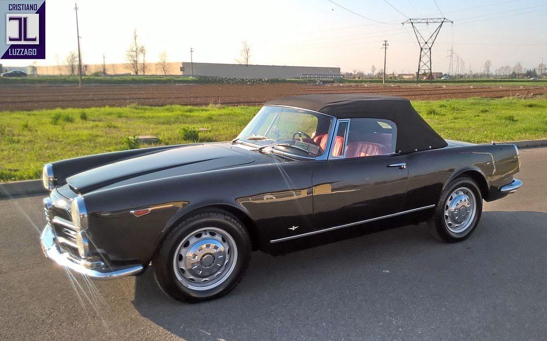 Alfa Romeo 2600 Touring Spider Vendita E Consulenza Auto Classiche