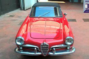 alfa romeo giulietta spider s3 www.cristianoluzzago.it brescia italy 1