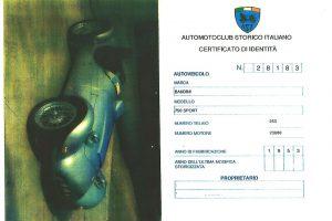 bandini 750 sport 1953 www.cristianoluzzago.it brescia italy 15