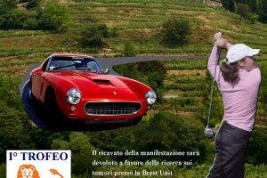 VIII ROTARY RUOTE & GOLF 15-16 OTTOBRE 2011 | Cristiano Luzzago consulente auto classiche image 1