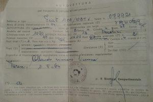 fiat 1100 tv 1954 www.cristianoluzzago.it brescia italy 16