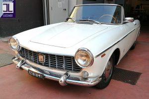 fiat 1500 spider pininfarina 1963 www.cristianoluzzago.it brescia italy 1