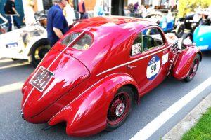 fiat 508 berlinetta 1000 miglia aerodinamica www.cristianoluzzago.it brescia italy 14trofeo gaburri brescia