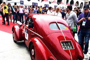 fiat 508 berlinetta 1000 miglia aerodinamica www.cristianoluzzago.it brescia italy 18