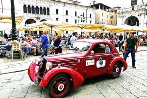 fiat 508 berlinetta 1000 miglia aerodinamica www.cristianoluzzago.it brescia italy 21