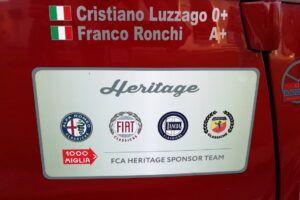 fiat 508 berlinetta 1000 miglia aerodinamica www.cristianoluzzago.it brescia italy 25team fiat heritage