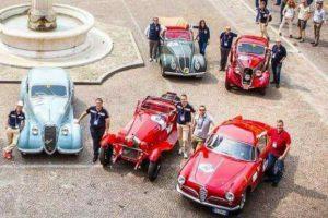 fiat 508 berlinetta 1000 miglia aerodinamica www.cristianoluzzago.it brescia italy 28team fiat heritage