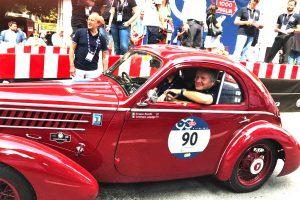 fiat 508 berlinetta 1000 miglia aerodinamica www.cristianoluzzago.it brescia italy 31