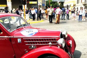 fiat 508 berlinetta 1000 miglia aerodinamica www.cristianoluzzago.it brescia italy 33