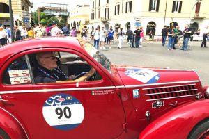 fiat 508 berlinetta 1000 miglia aerodinamica www.cristianoluzzago.it brescia italy 34