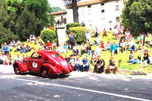 fiat 508 berlinetta 1000 miglia aerodinamica www.cristianoluzzago.it brescia italy 36